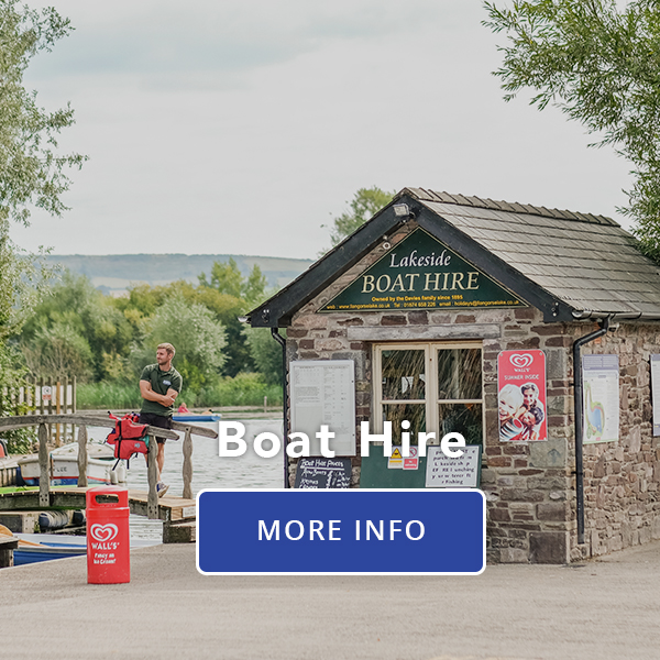 Lake Boat Hire